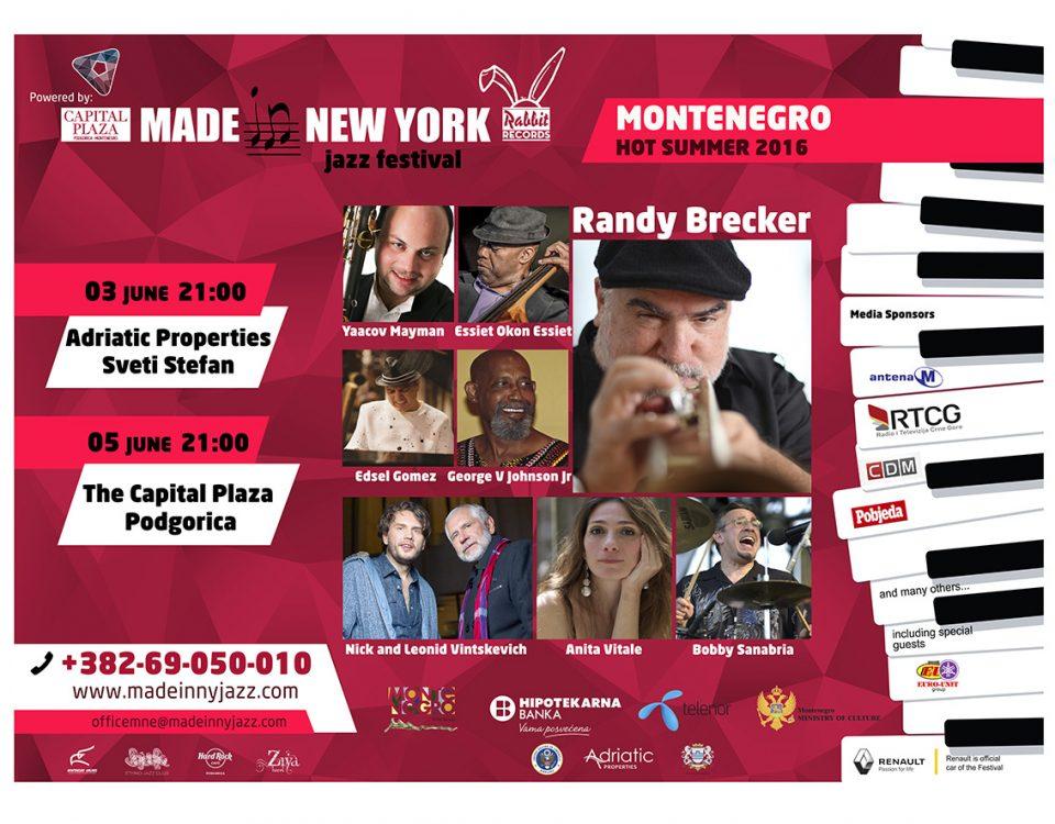 Jazz festival bilbord (preview)