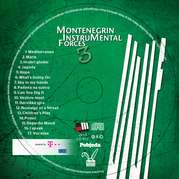 CD label MIMF3_FIN